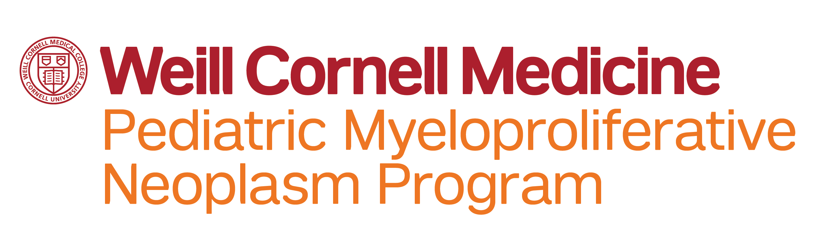 Pediatric Myeloproliferative Neoplasm Program